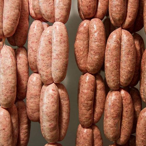 Local Pork Sausages 600g