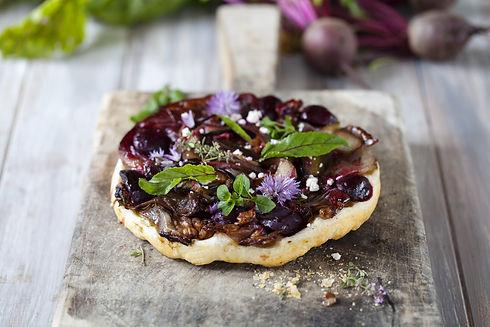 Beetroot, shallots and walnut tart.jpg