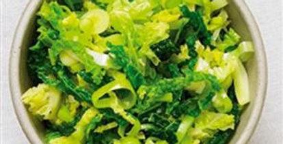 CLP Cabbage Leeks & Peas