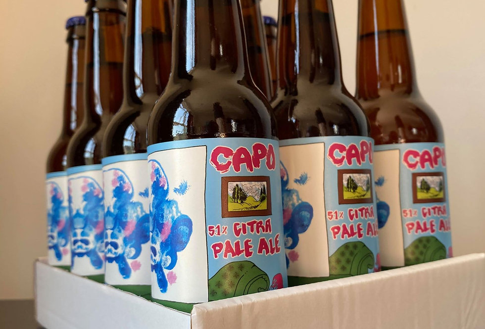 CAPO by Flowerhorn Brewery (case of 4)