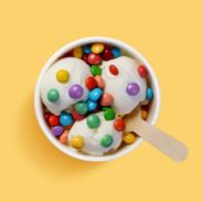 キャンディとアイスクリーム