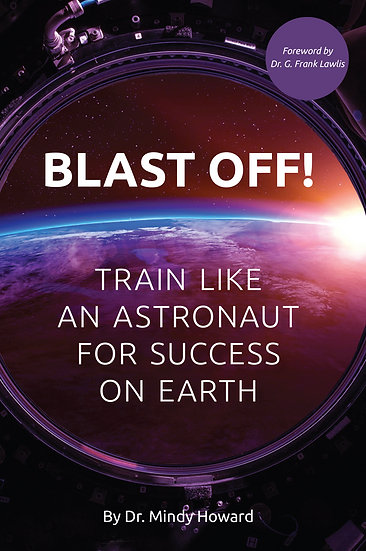 e-book - Blast Off! Train like an astronaut for success on earth
