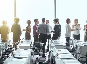 Conferenza d'affari