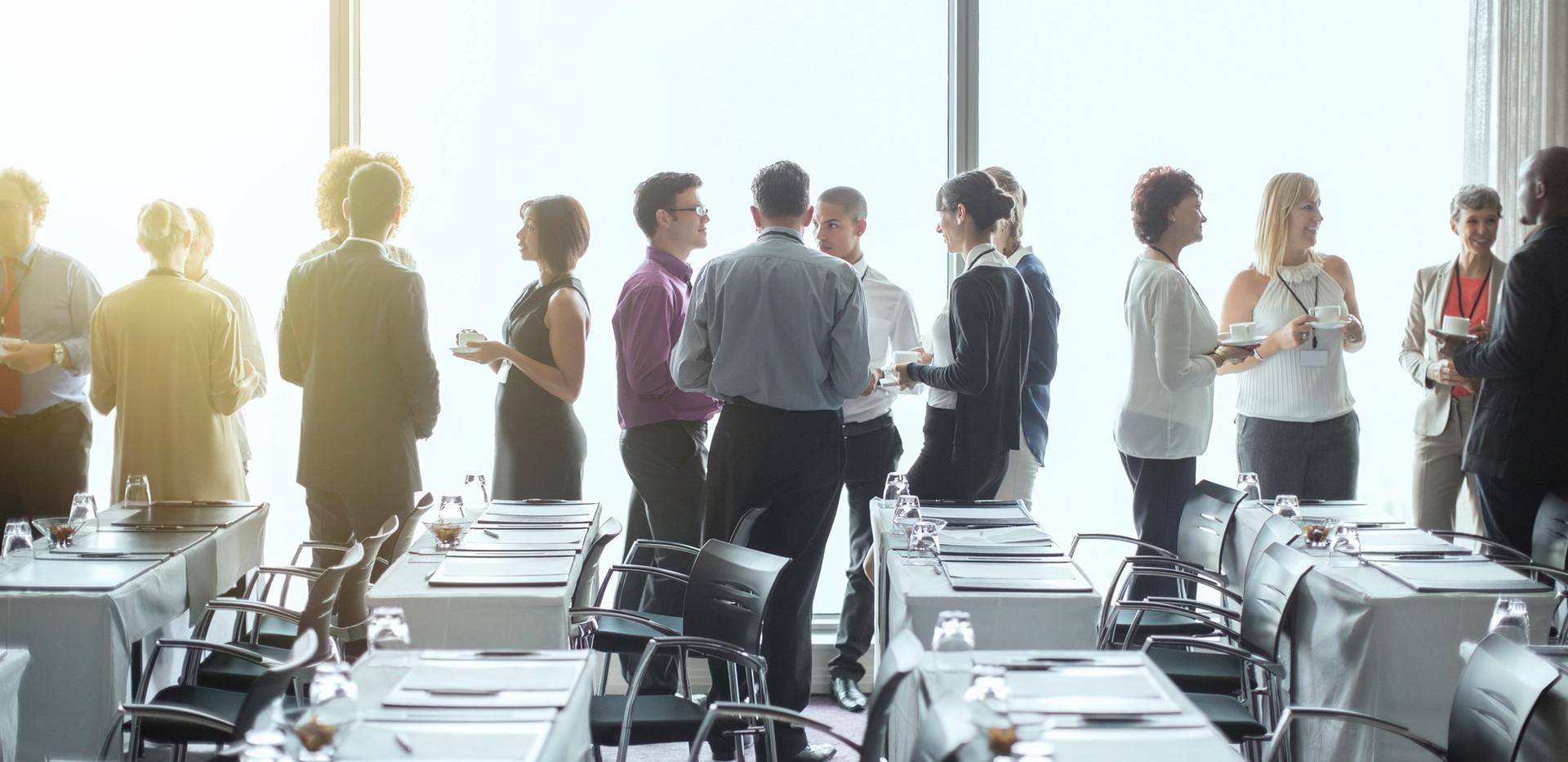 Zakelijke vergadering