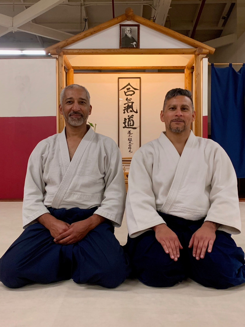 Holidays Seminar with Alonzo Sensei