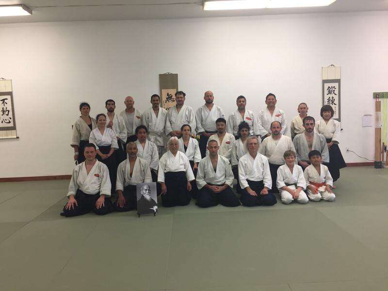 Seminar with Savoca Sensei (Brooklyn Aikikai)