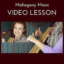 Learn Mahogany Moon on harp online
