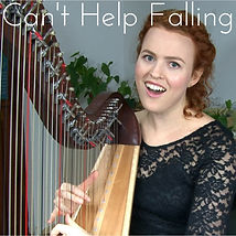 Harp Sheet Music Can't Help Falling in Love