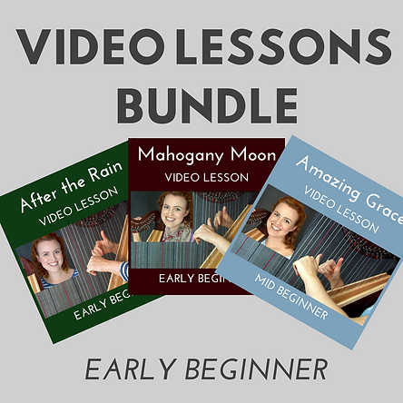 Early Beginner Video lesson Bundle Thumb