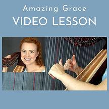Learn Amazing Grace on harp online