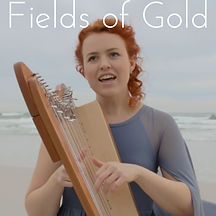 Harp and voice Sheet Music - Fields of Gold
