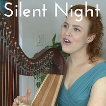 Harp Sheet Music - Silent Night