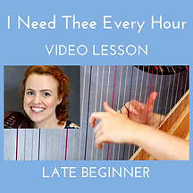 I Need Thee Every Hour Video Lesson Thum