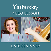 Yesterday Video Lesson thumbnail - Late
