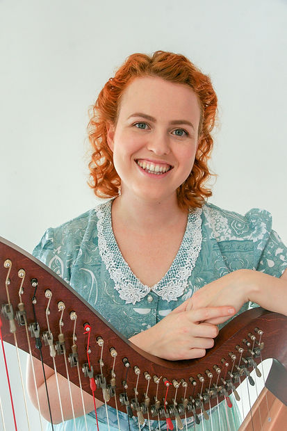 Christy-Lyn, Harpist and educator