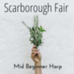 Scarborough Fair sheet music thumbnail.p