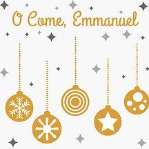 Harp Sheet Music - O Come Emmanuel