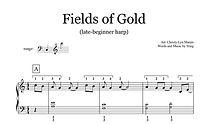 Fields of Gold - sheet music extract.jpg