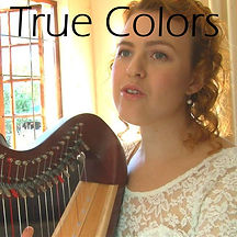 Harp Sheet Music - True Colours