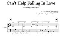 Can't Help Falling in Love - Late Beginn