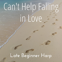 Can't Help Falling in Love Late Beginner