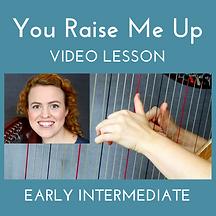 You Raise Me Up Video Lesson Thumbnail.p