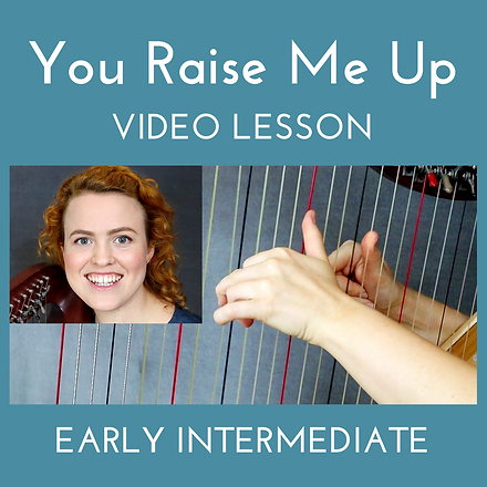 You Raise Me Up Video Lesson Thumbnail.p