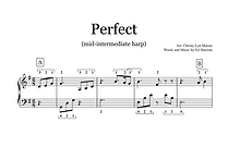 Perfect Sheet Music extract.png