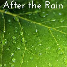 After the Rain Harp Sheet Music