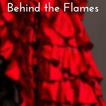 Behind the Flames Harp Sheet Music