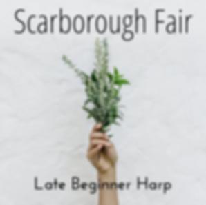 Scarborough Fair thumbnail late beginner