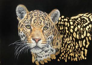 Gilded Jaguar