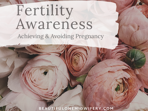 Fertility Awareness: The What, How & Why of Achieving or Avoiding Pregnancy