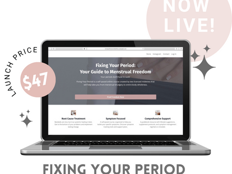 Fixing Your Period: Your Guide to Menstrual Freedom