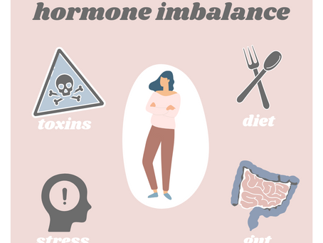 The Roots of Hormone Imbalance