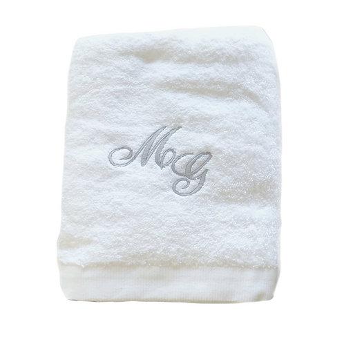 Toalha Mônaco Personalizada - Banho (unidade)