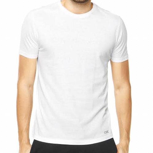 Camiseta Branca - Gola C