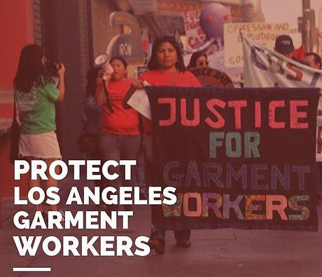 LA's Garment Worker Center