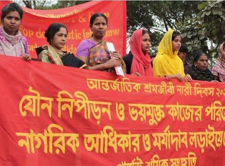 Bangladesh Garment Workers Solidarity .p