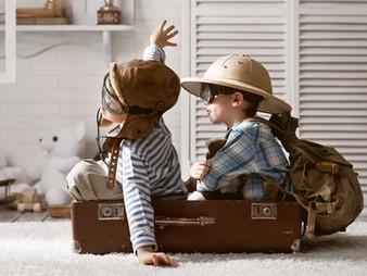 В путешествие - с багажом знаний!