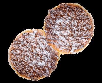 Mini Chocolate Hazelnut Kreme™ Filled