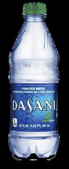 Agua embotellada Dasani®