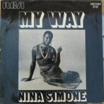 Nina Simone - My way - Vinil
