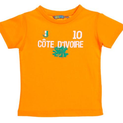 Camiseta Costa do Marfim
