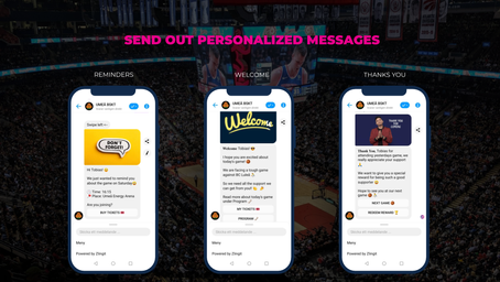 Create Personalized Messages