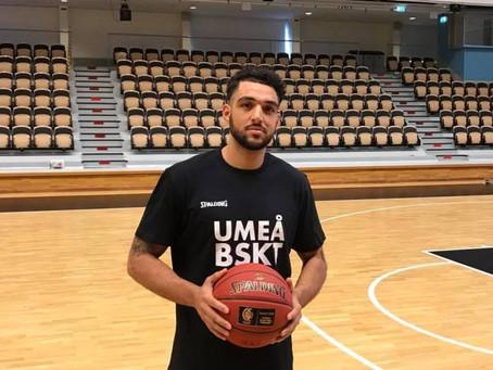 Omar krayem tillbaka i Umeå BSKT