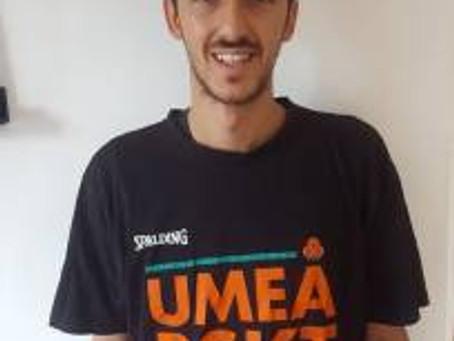 Umeå BSKT hämtar fystränare från Grekland