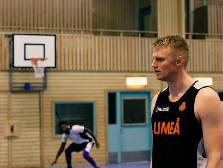 Rönström fick smeknamn – av NBA-legendaren
