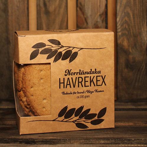 Havrekex