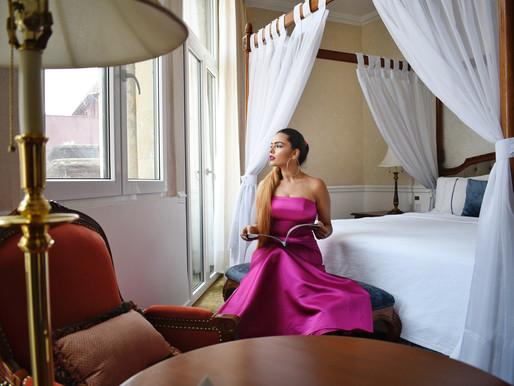 The Gran Hotel Ciudad de Mexico - Grandeur and Panache personified